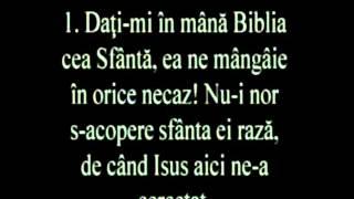 sfanta scriptura dati mi in mana biblia cea sfanta frbc arizona
