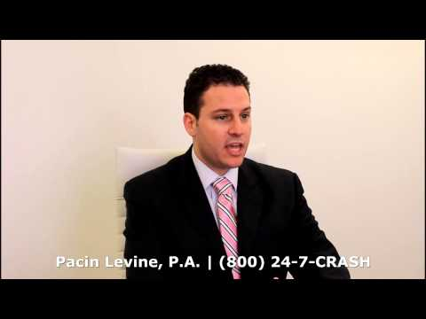 Marc Pacin - Personal Injury Attorney Florida - (800) 247-2727 - Pacin Levine, P.A.