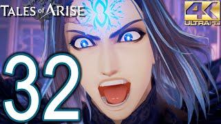 Tales of Arise PC 4K Walkthrough - Part 32 - Del Fharis Castle, Kalmarzel  Kaldinzel, Lord Vholran