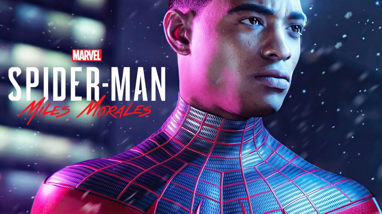 SPIDER-MAN MILES MORALES PS5 WALKTROUGH GAMEPLAY REACTION (Playstation 5)