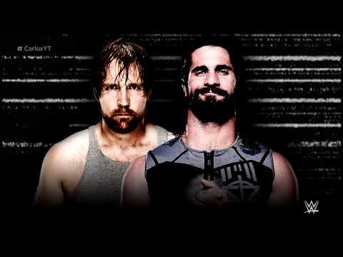 Seth Rollins & Dean Ambrose Custom WWE Theme Song - Retalicoming (Retaliation/The Second Coming MIX)