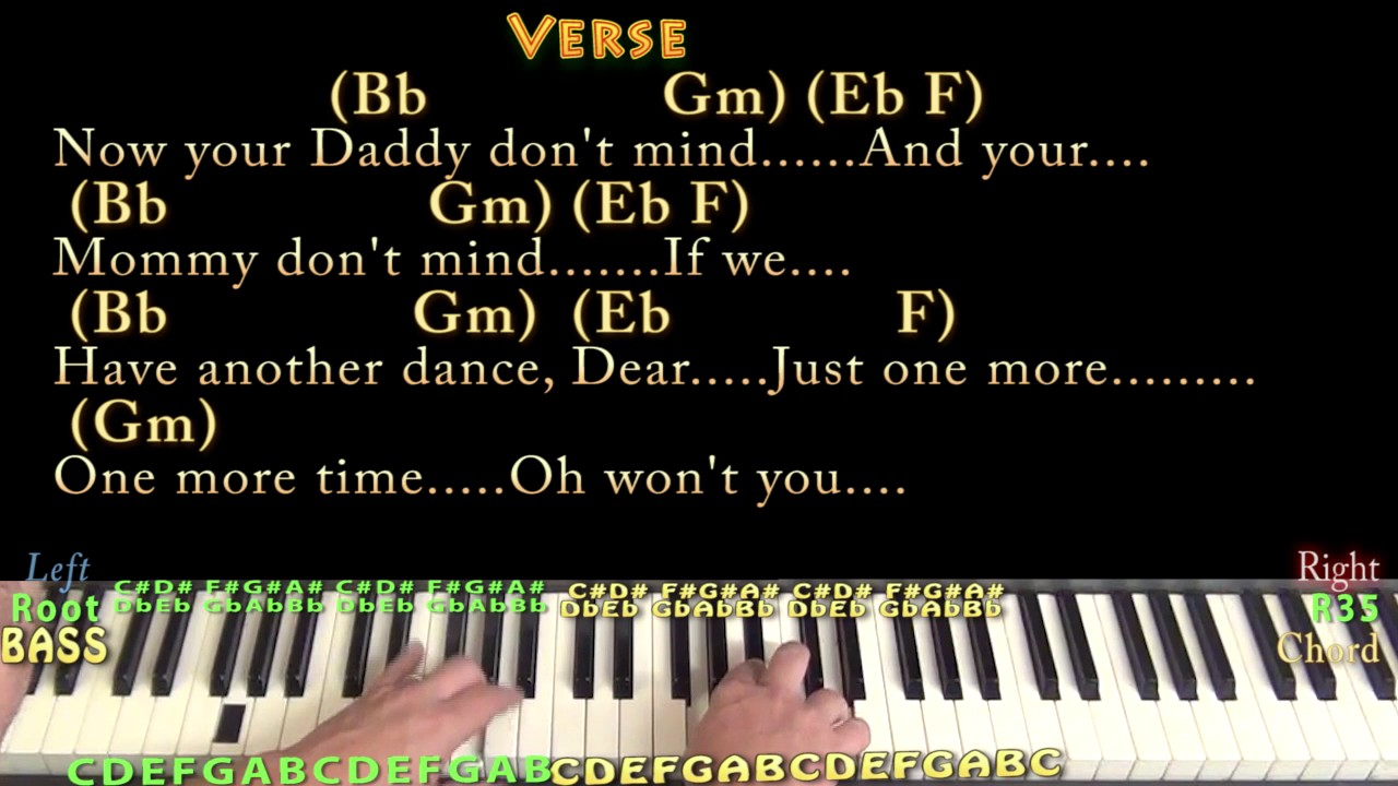 Stay maurice williams piano lesson chord chart in bb with chords stay maurice williams piano lesson chord chart in bb with chordslyrics hexwebz Choice Image