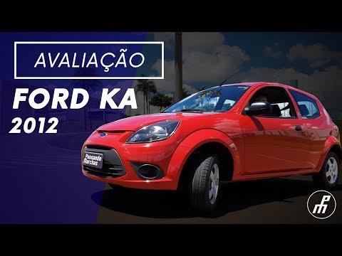 Avaliação Ford Ka