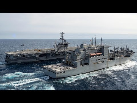 USS Harry S. Truman Carrier Strike Group heads to the eastern Mediterranean