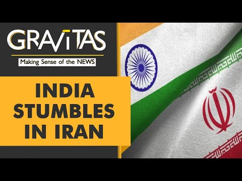 Gravitas: Iran drops India from key gas field project