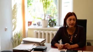 Директор клинического центра санатория - профилактория Конструкторул Сильвия Михайлов