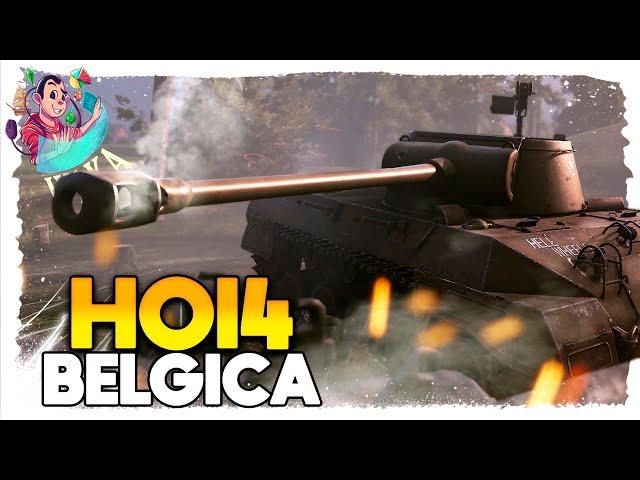 HOI4 Bélgica Fascista #01 - Gameplay PT BR