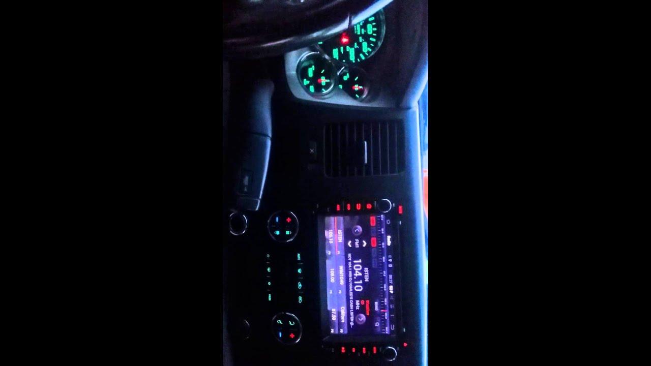 Eonon GA5180F Chevrolet Silverado truck stereo