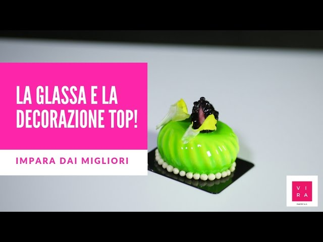 Monoporzione n° 31... Vira Pastry & C. Video Courses of free Pastries Vira Pastry & C