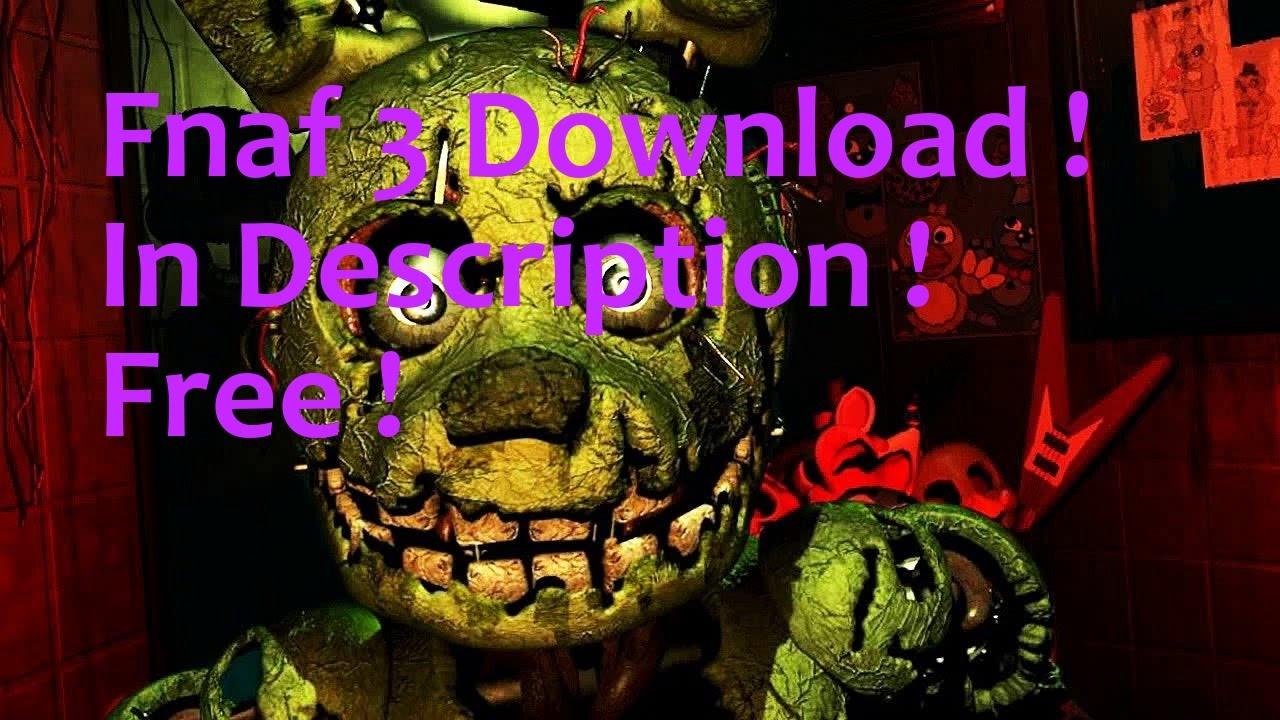 Fnaf free download
