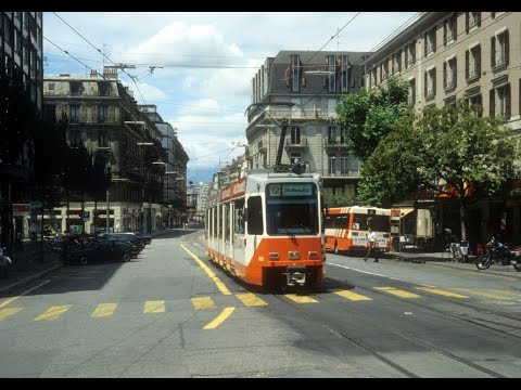 [Genève] tpg - le 04 mars 2017