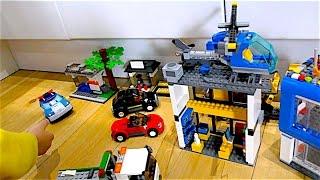 Коллекция Лего Сити -  город из лего