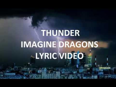 Thunder Imagine Dragons Lyric Video New...
