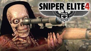 СНАЙПЕР ПРОТИВ СНАЙПЕРА  Sniper Elite 4 -  Прохождение (Часть 3)