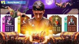 FORTNITE DRAFT! - FIFA CHALLENGE [#13]