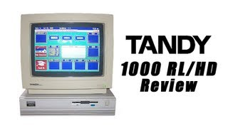 LGR - Tandy 1000 Vintage Computer System Review