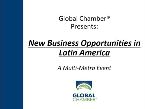 New Business Opportunities in Latin America