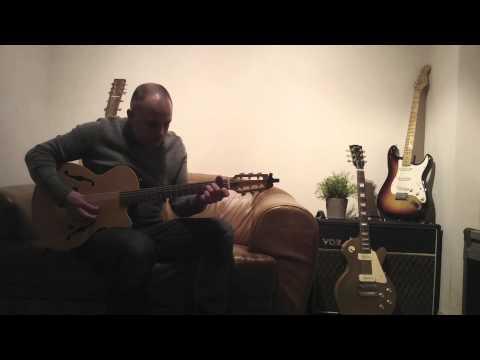 Glen Parish performing Classical guitar pieces