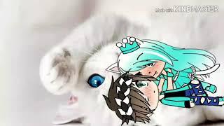 Это всего лишь моя кошка 1 серия ||в Gacha life||