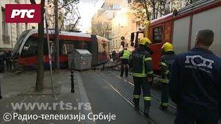 Tramvaj izleteo iz šina, jedna osoba poginula