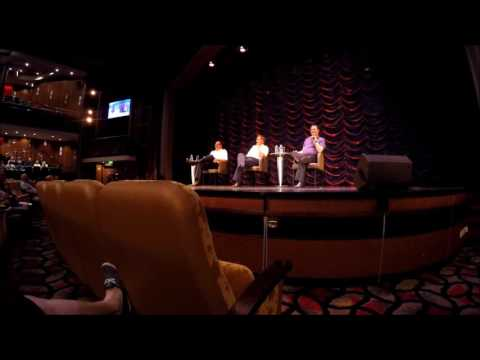 Independence Of The Seas CAPTAIN'S CORNER 2 OCT 2016