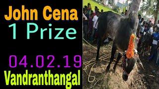 John Cena 1 Prize in Vandranthangal In 04.02.19