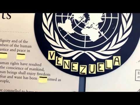 Declaracion Universal de Derechos Humanos y Venezuela | Dr. Jose G. Lepervanche