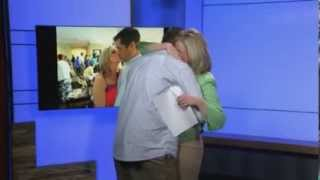 Liz Foster's Fiance Proposes on Live TV