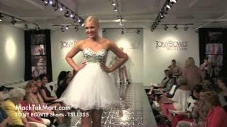 tony bowls shorts ts11355 короткое выпускное вечернее платье коллекция  dress