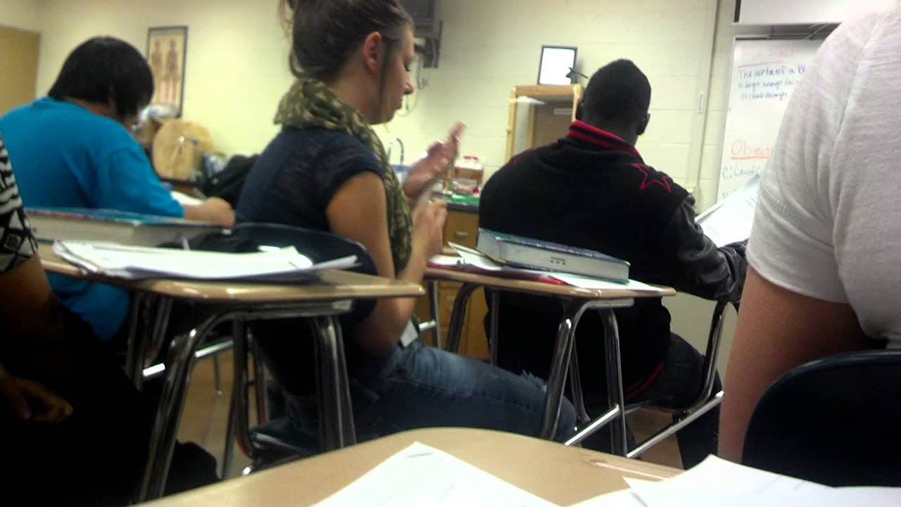 Girl Plays With Condom In Class - Youtube-9523
