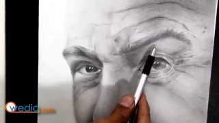 Drawing Portrait Sketch Tips in Hindi