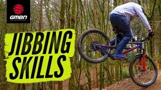 How To Jib On Your Mountain Bike | MTB Skills