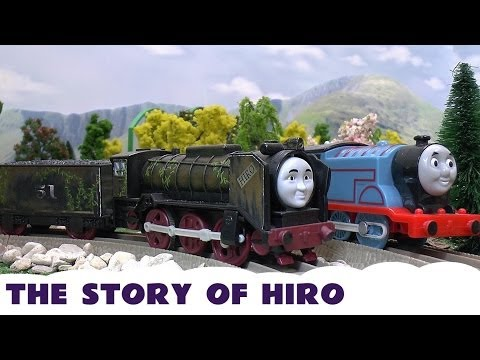 Thomas The Train HIRO Story Toy Trains For Kids & Children Hero Of The Rails Story Play Doh TT4U