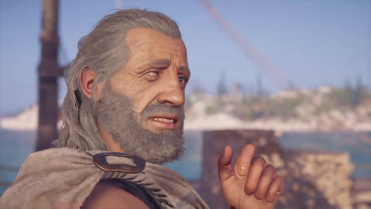 Assassins Creed: Odyssey - Alexios TRAILER Gameplay