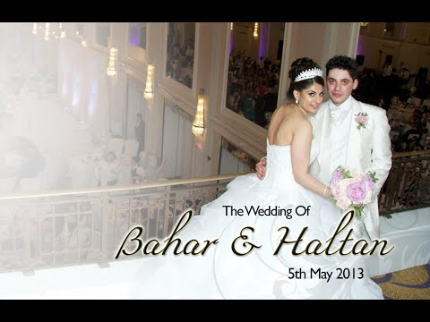Bahar & Haltan Wedding Highlights
