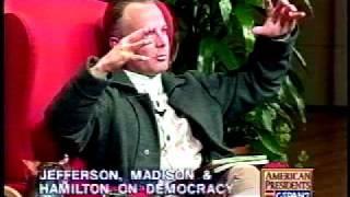 An Evening with Thomas Jefferson, James Madison & Alexander Hamilton