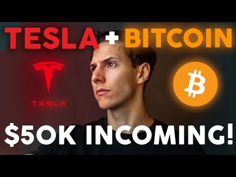 TESLA BUYS BITCOIN! | Crypto News