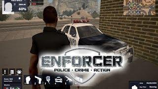 Enforcer Police Crime Action | Episode 1 | Running Suspects