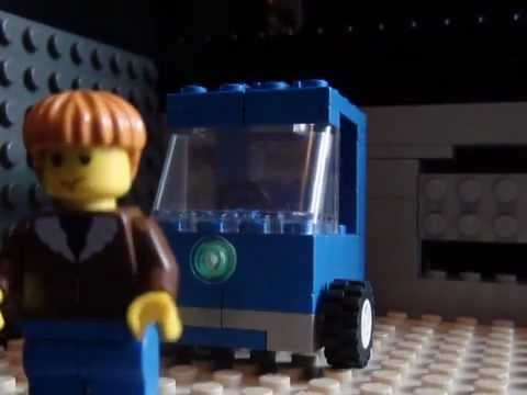 Lego Top Gear Jeremy Drives The Smallest Car In The World