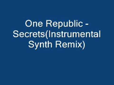 Onerepublic Secrets Instrumental Mp3