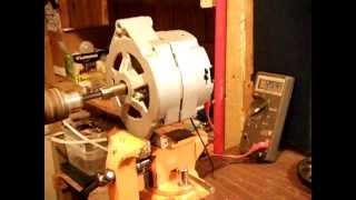 générateur à aimants permanents