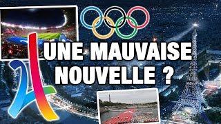 JO À PARIS : UNE MAUVAISE NOUVELLE ? - PARIS 2024