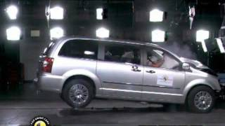 CRASH TEST Lancia Voyager 2012