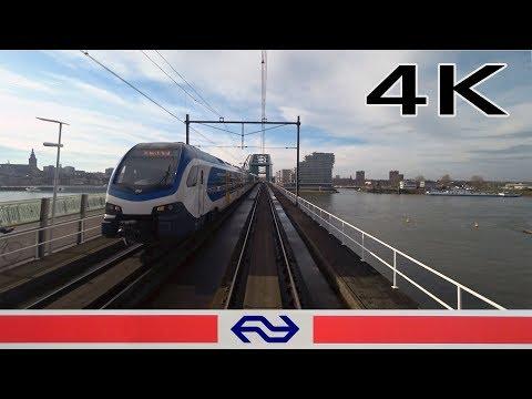 CABVIEW HOLLAND Amersfoort - Nijmegen VIRM 2018 scenic route