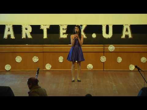 "Р. 5. Israel-Ukraine Friendship. Concert at the creative center ""Artek"" camp.  Р 5"