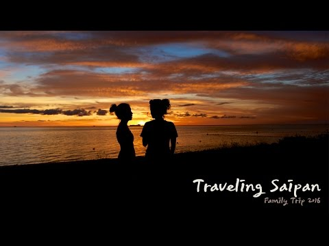 Vlog: Family Trip to Saipan!
