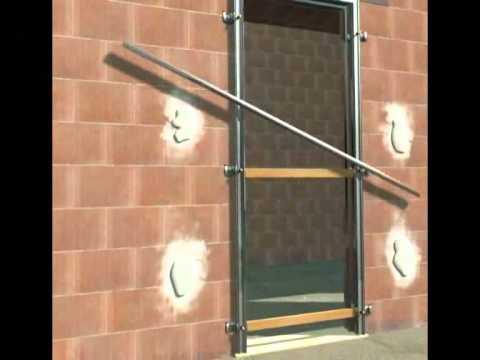 Assemblare e montare il falso telaio pivot maico youtube - Montare una finestra ...