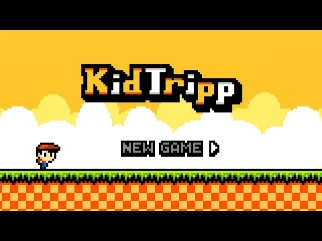 Kid Tripp  (PS4/PSVITA/Switch) World 1 Perfect (Running, All Coins, No Lives Lost)