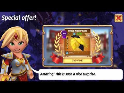 Royal Revolt 2 800k Likes GEM Giveaway Facebook + Raids
