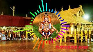 Shabarimaamala vazhum ayyappa - HINDU GOD AYYAPPA song